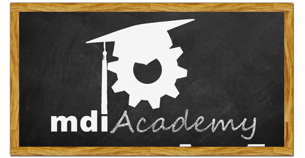 mdiAcademy, training you to get more out of our products