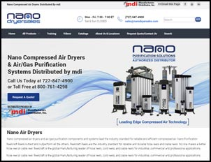 Nano Air Dryer Sales