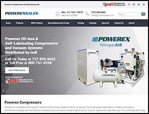 Powerex Oil-less Compressor Sales